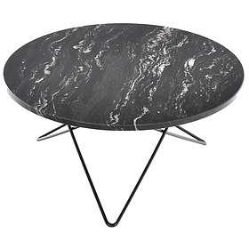 OX Denmarq O Table Soffbord Ø80cm (marmor)
