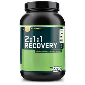Optimum Nutrition 2:1:1 Recovery 1.6kg