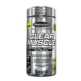 MuscleTech Clear Muscle 168 Kapslar