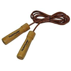 Tunturi Leather Jump Rope Pro 275cm