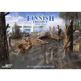 Miku Games The Finnish Triology 1939-1945: Continuation War 1941-1944