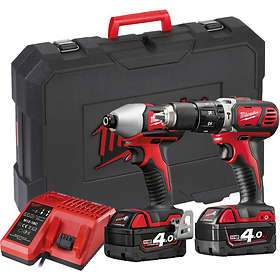 Milwaukee M18 BPP2C-402C (2x4.0Ah)