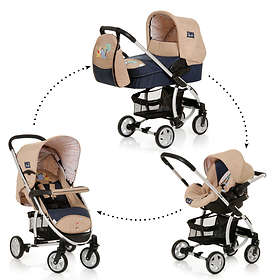 Hauck Malibu 3in1 Disney Collection (Travel System)
