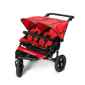Out n About V4 Nipper 360 (Double Pushchair)