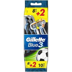 Gillette Blue 3 Disposable 10-pack