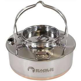 Eagle Products Steel Kettle 0,7L