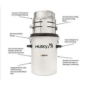 Nuera-Air Husky Pro 100