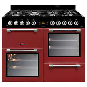 Leisure Cookmaster 100 Dual Fuel (Red)