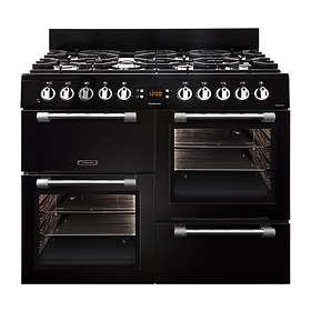 Leisure Cookmaster 100 Dual Fuel (Black)