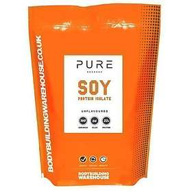 Bodybuilding Warehouse Pure Soy Protein Isolate 4kg