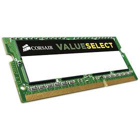 Corsair Value Select SO-DIMM DDR3L 1600MHz 2Go (CMSO2GX3M1C1600C11)
