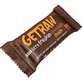 Getraw Snack Bar 48g 12st