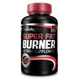 BioTech USA Super Fat Burner 120 Kapsler