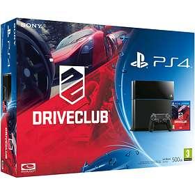 Sony PlayStation 4 500GB (+ DriveClub)