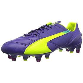 Find the best price on Puma evoSpeed 1.3 Leather Mixed SG (Men s ... f6ced64aa975