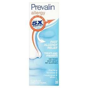 Omega Pharma Prevalin Allergy Nässpray 20ml 140 Doser