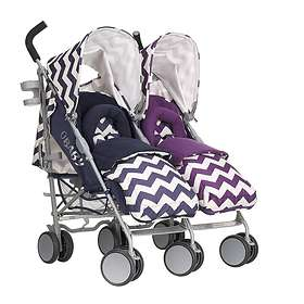 Obaby Leto Plus (Double Buggy)