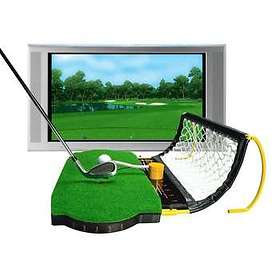 Electric-spin Golf Launchpad (PC)