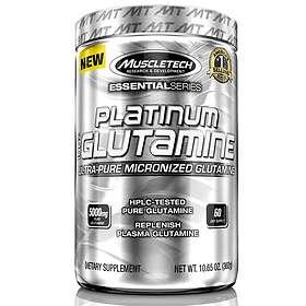 MuscleTech Platinum Glutamine 0,3kg