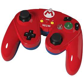 PDP Wii U Fight Pad Controller - Mario Edition (Wii U)