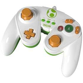 PDP Wii U Fight Pad Controller - Yoshi Edition (Wii U)