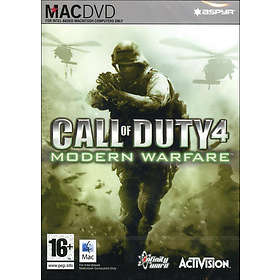 Call of Duty 4: Modern Warfare (Mac)