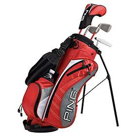 Ping Moxie K Junior (6-7 Yrs) with Carry Stand Bag