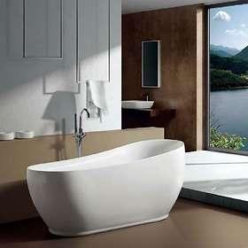 Bathlife Monte 233 180x84 (Vit)