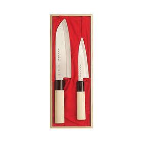 Satake Houcho Knivsett 2 2 Kniver