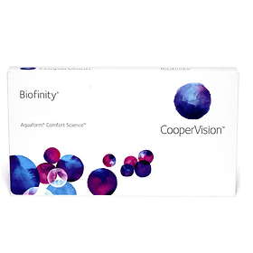 CooperVision Biofinity (3-pack)