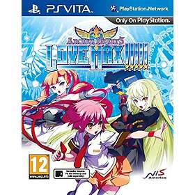 Arcana Heart 3: LOVEMAX!!!!! (PS Vita)