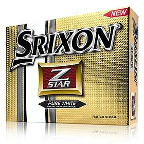 Srixon Z-Star XV 2013 (3 bollar)