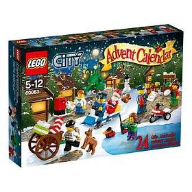 LEGO City 60063 Advent Calendar 2014