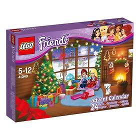 LEGO Friends 41040 Julekalender 2014