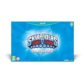 Skylanders: Trap Team - Dark Edition Starter Pack