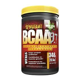 Mutant Nutrition BCAA 9.7 1kg