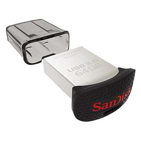 SanDisk USB 3.0 Ultra Fit 64Go