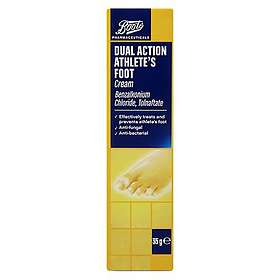 Boots Dual Action Athlete's Foot Cream 35g
