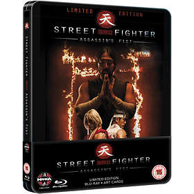 Street Fighter: Assassin's Fist - SteelBook (UK)