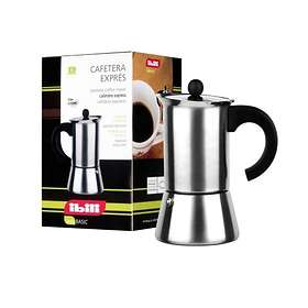 Ibili 6113 Espresso 4 Tasses