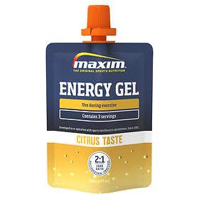 Maxim Sports Nutrition Energy Gel 100g