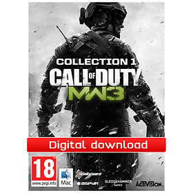 Call of Duty: Modern Warfare 3 Expansion: Collection 1 (Mac)
