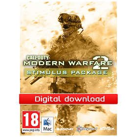 Call of Duty: Modern Warfare 2 Expansion: Stimulus Package (Mac)