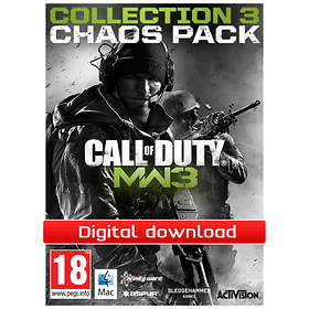 Call of Duty: Modern Warfare 3 Expansion: Collection 3 - Chaos Pack