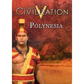 Civilization V - Scenario Pack: Polynesia