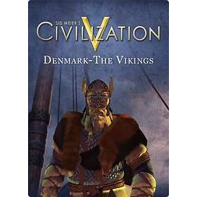 Civilization V - Scenario Pack: Denmark - The Vikings