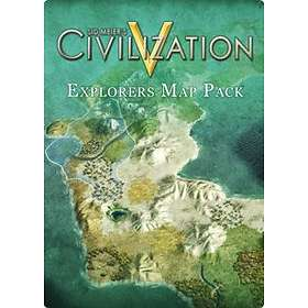 Civilization V - Map Pack: Explorers