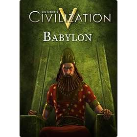 Civilization V - Scenario Pack: Babylon