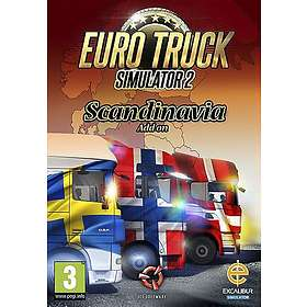 Euro Truck Simulator 2 Expansion: Scandinavia