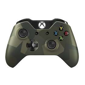 Microsoft Xbox One Wireless Controller V2 - Armed Forces Edition (Xbox One/PC)